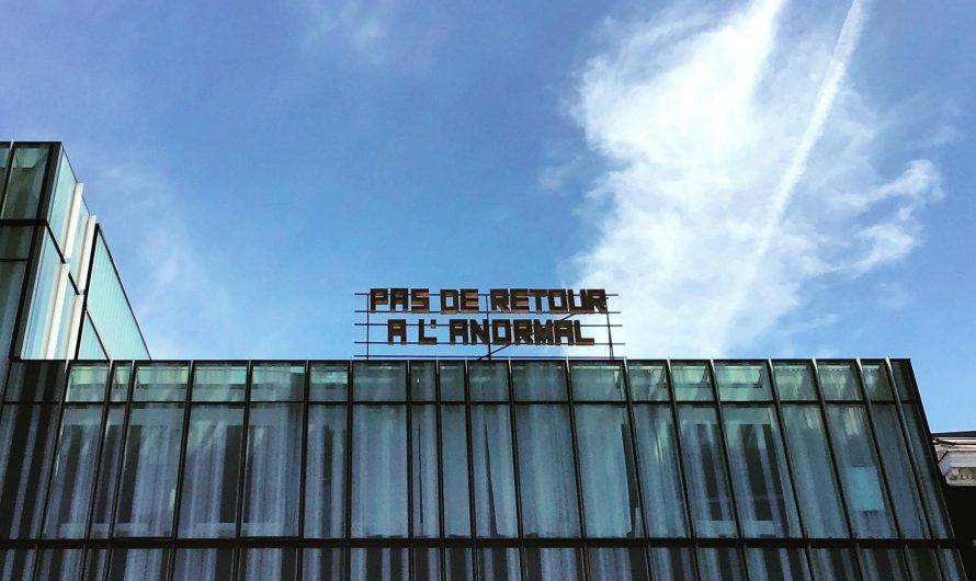 Procession : PAS DE RETOUR A L ANORMAL