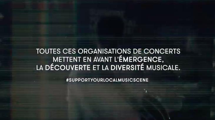 Documentaire : les organisations de concerts en temps de crise