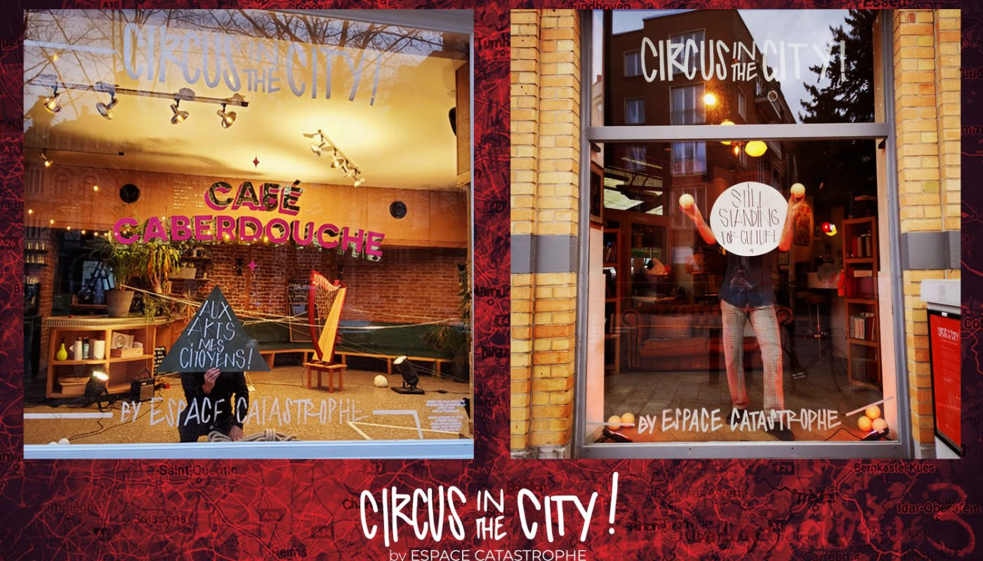 CIRCUS in the CITY by ESPACE CATASTROPHE - Still Standing....