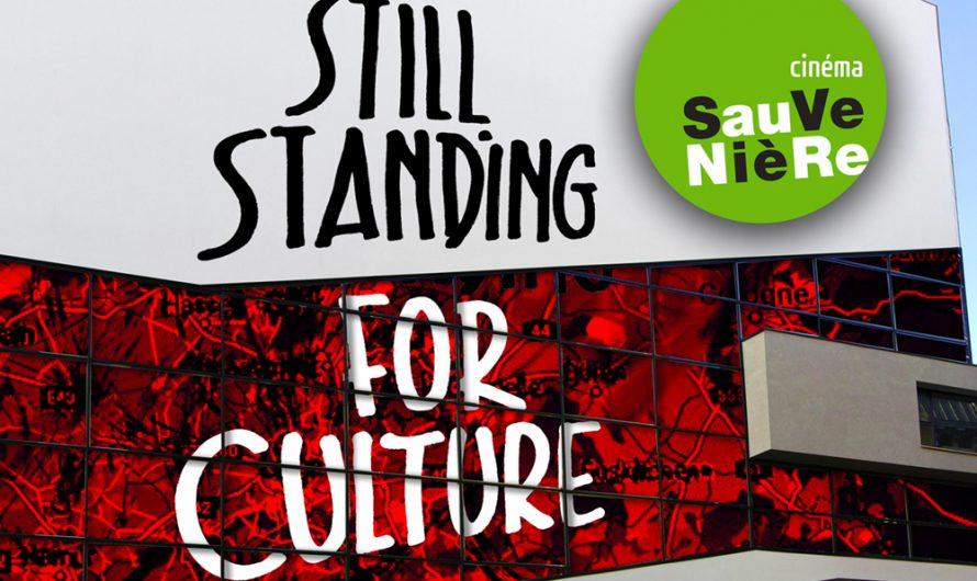🎬 Projection et mur d'expression au cinéma Sauvenière !