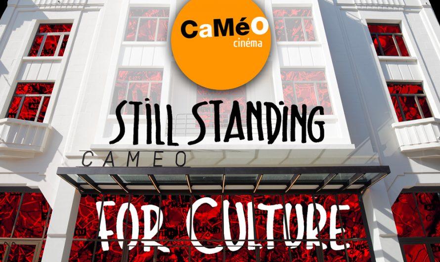 🎟 Tickets suspendus au Cinéma Caméo !