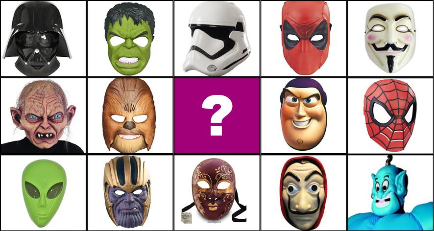 Carnaval & masque-toi !