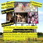 #mettre2baffles still standing for culture Chastre La Tchatche-01019a67