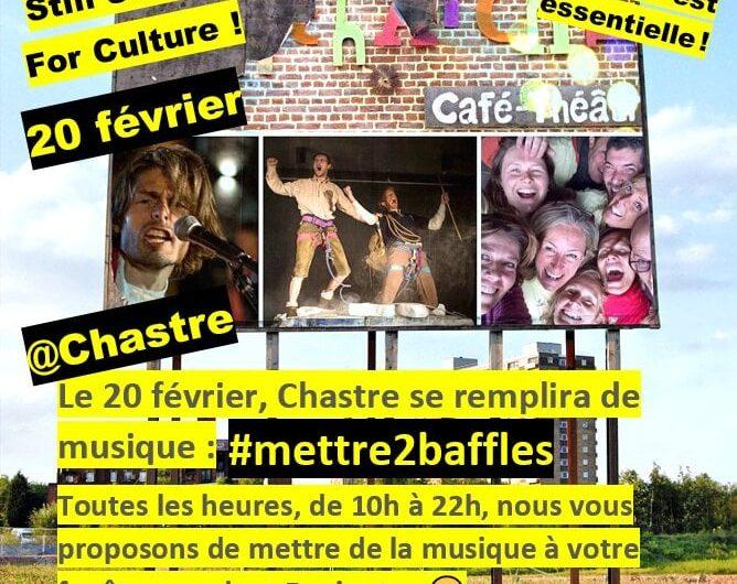 #mettre2baffles