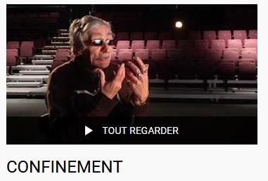 """""""Confinement"""" capsules vidéos"""
