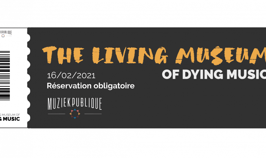 The Living Museum of Dying Music