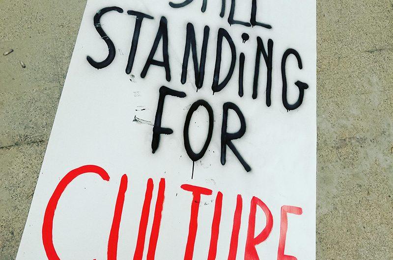 A l'affiche ? la culture !