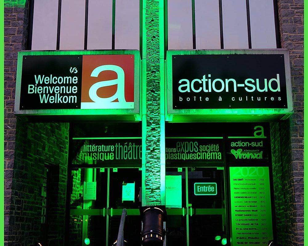 Action Sud green light-68171580