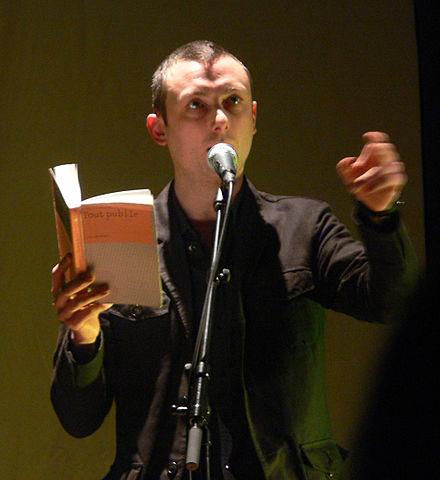 Lecture d'Antoine Boute