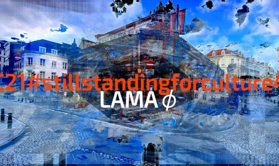 Move and stand still with LAMAφ
