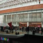 Centre culturel au centre commercial