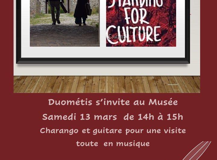 Duométis s'invite au musée