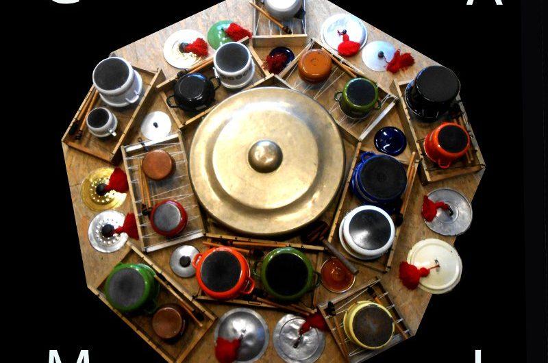 concert de GAML (gamelan sur casseroles)