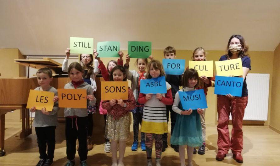 """Chorale d'enfants """"Les Poly-sons"""""""