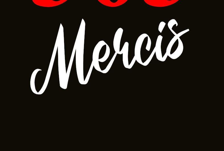 365 Mercis… Expo plein air
