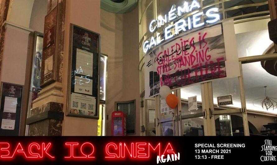 13:13 // Back to Cinema… Again !