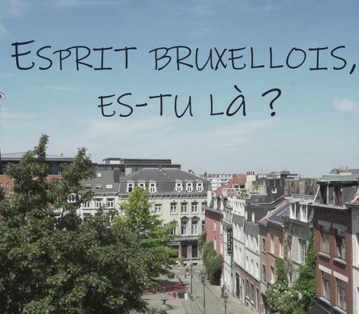 Esprit Bruxellois, es-tu là ? Un hymne à la vie !