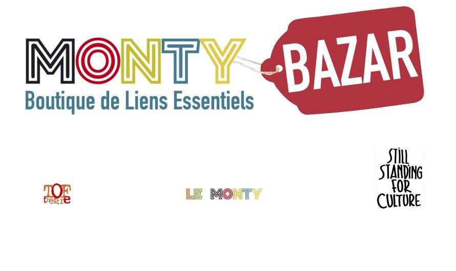 MONTY BAZAR, Boutique de Liens Essentiels