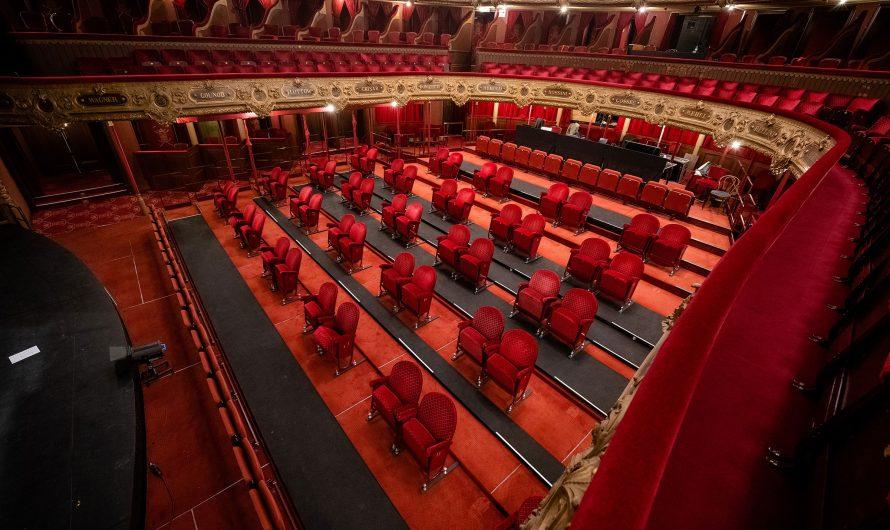 Still standing na één jaar lockdown – Meld u aan op de voorrangslijst voor theatertickets