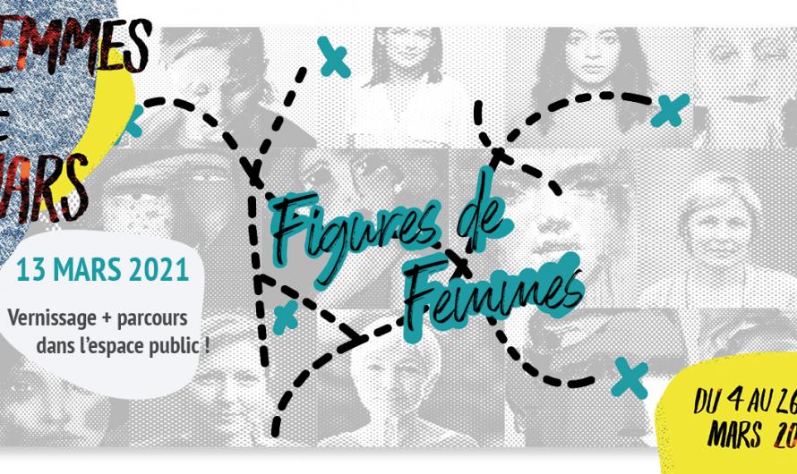 Figures de Femmes – Exposition et vernissage dans l'espace public