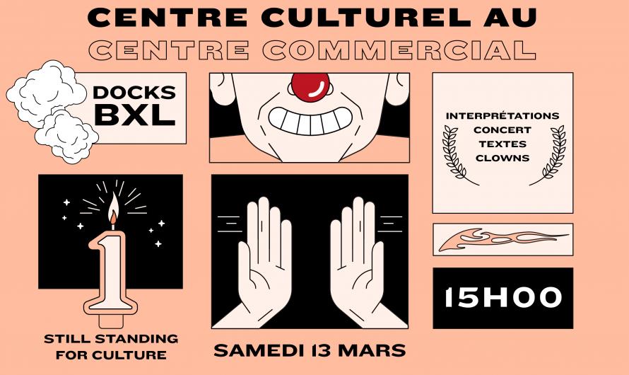 Centre Culturel ou Centre Commercial ?