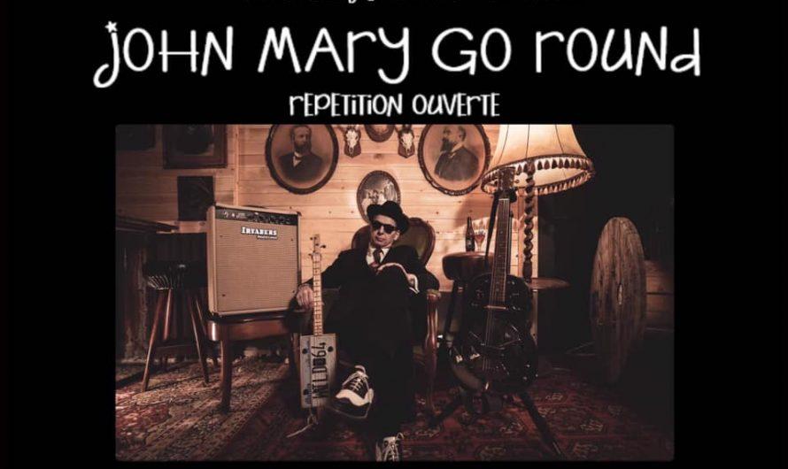 John Mary Go Round Aux3d