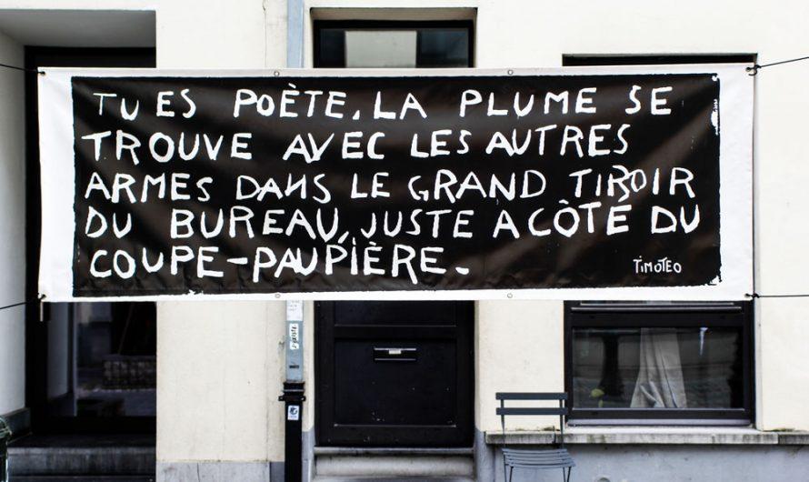 No poetry? No party! #3