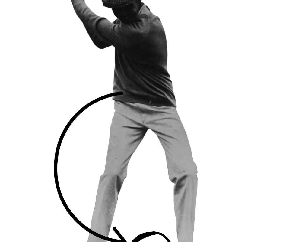still golfing