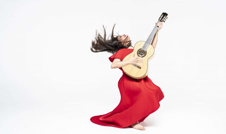 Gaëlle Solal – Tuhu – concert de sortie de CD