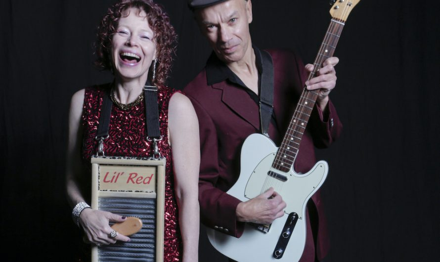 Lil'Red & The Rooster (USA/F) blues