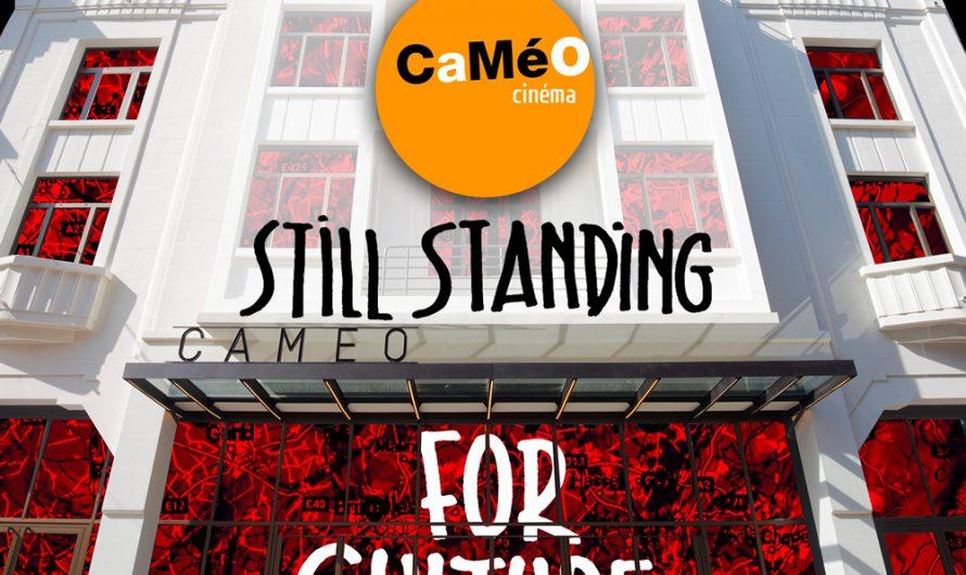 Le cinéma Caméo rallume ses écrans durant la journée du 1er mai !