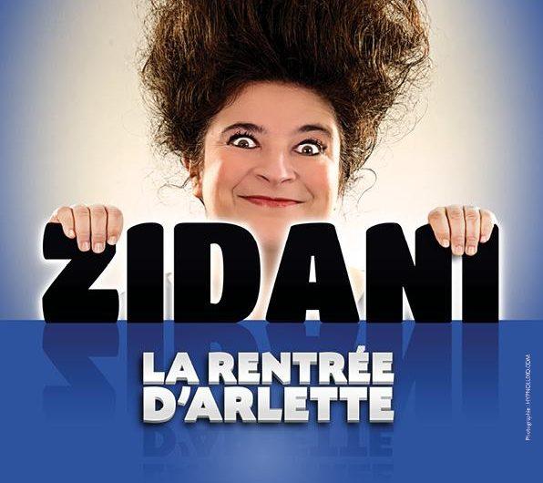 Zidani : La rentrée d'Arlette