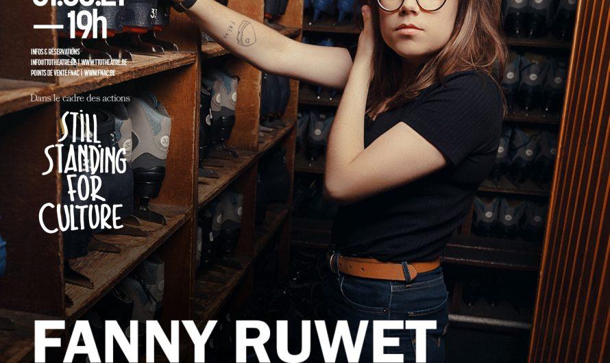 Fanny Ruwet au TTO