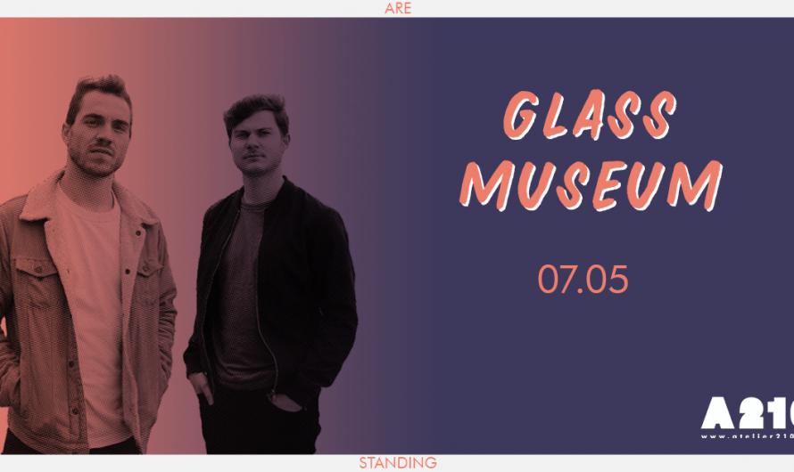 Glass Museum – Concert