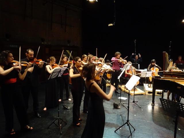 L'Orchestre du Festival Musiq3