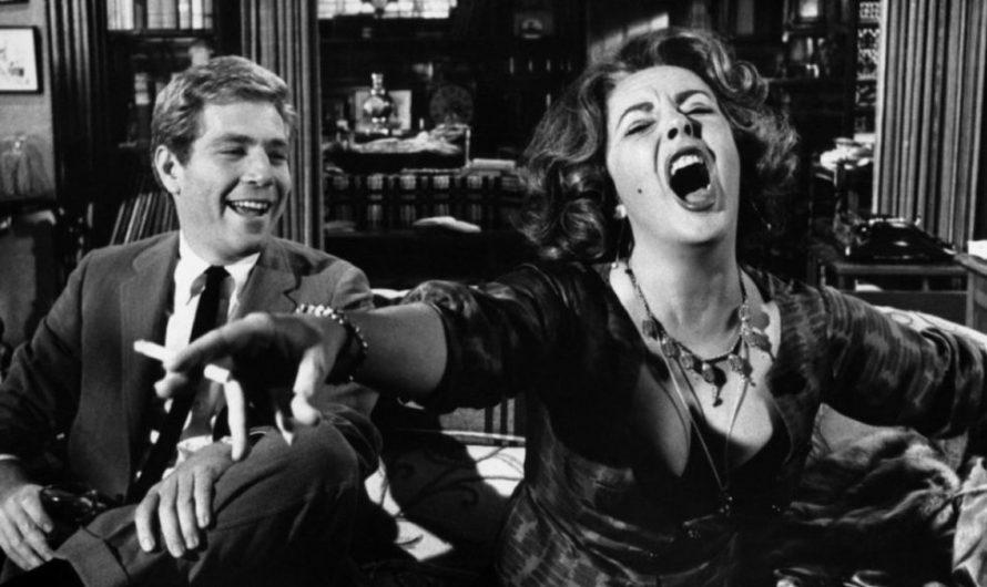 """""""Qui a peur de Virginia Woolf"""" de Mike Nichols / USA / 1966 / 131′"""