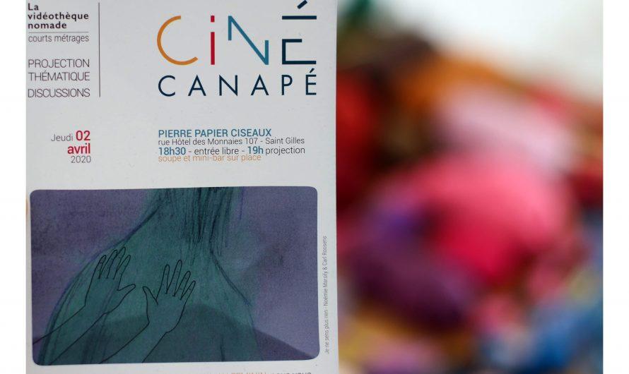 ciné-canapé / TRAVAIL AU FEMININ / courts métrages